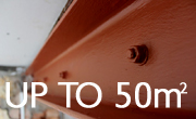 Up to 50m2 Steel Protection Pack